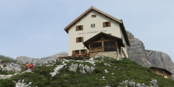 Zsigmondy Hütte