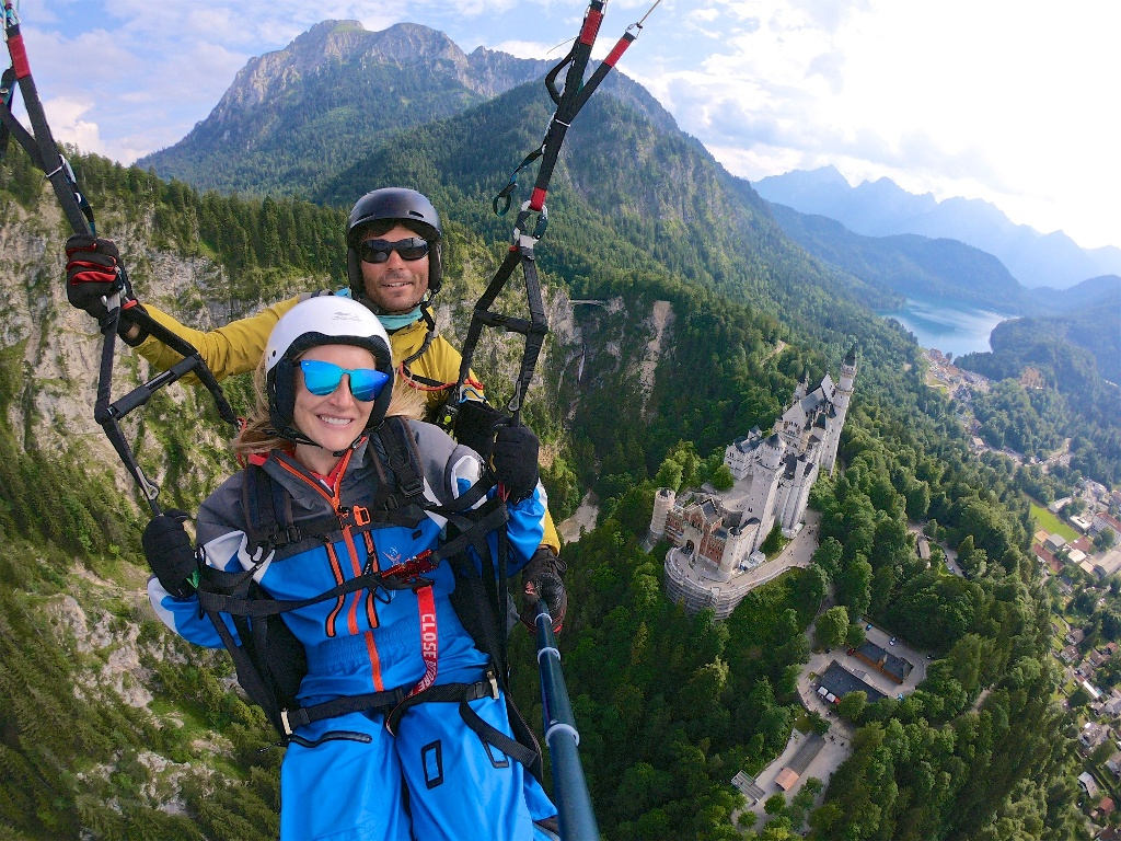 FLY ROYAL Tandem Paragliding  (FLY ROYAL Tandem Paragliding )