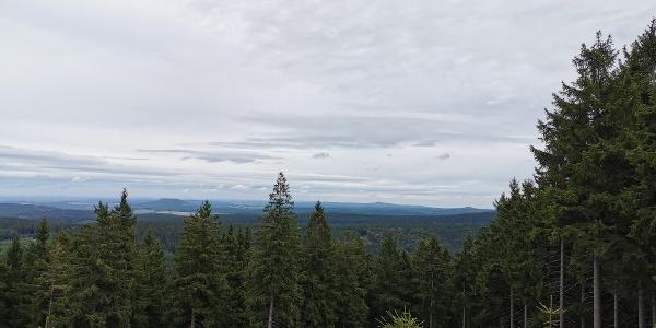 Ausblick von Crottendorf