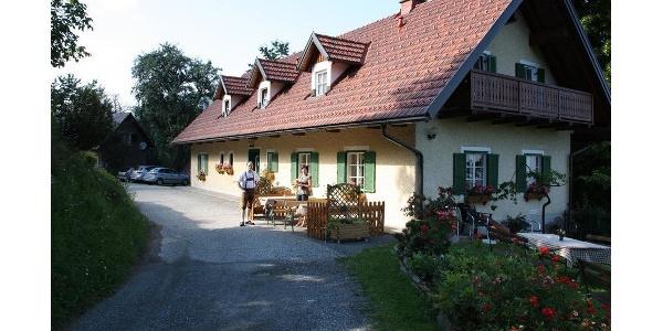 Aussenansicht Gasthaus Pauritsch