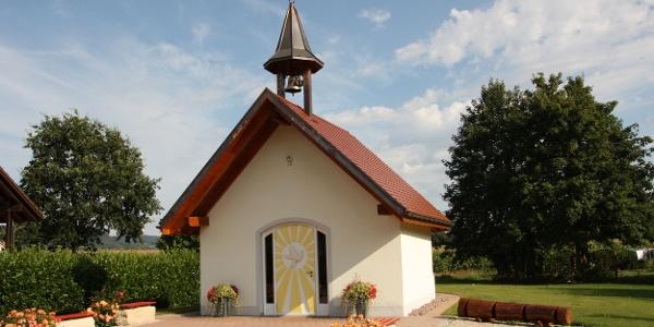 Kapelle in Ettikon