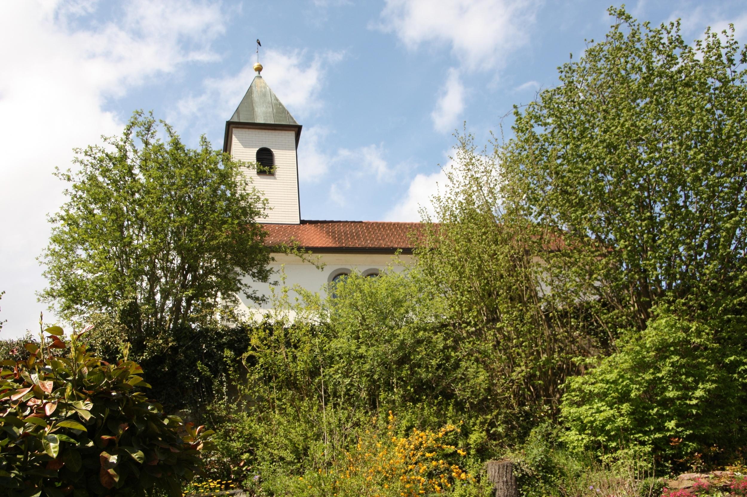 Bergkirche Kadelburg