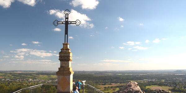 Gipfel des Litermont