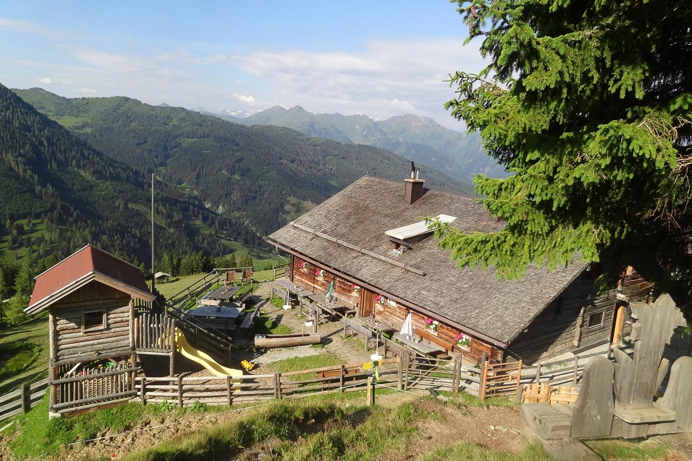 3-Tages Hüttentour - Tag 2 - Österreichs Wanderdörfer