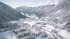 Winterwanderung: Antholz Mittertal - Antholzer See