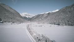 Winterwanderung: Oberrasen - Bad Salomonsbrunn