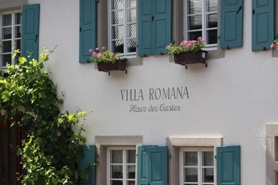 Foto: Villa Romana im Moselort Veldenz