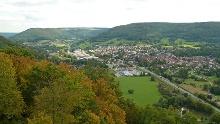 Amorbach: Mountainbike-Rundstrecke