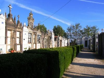 Melide: Friedhof