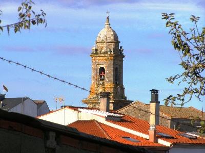 Melide: Santa Maria de Melid