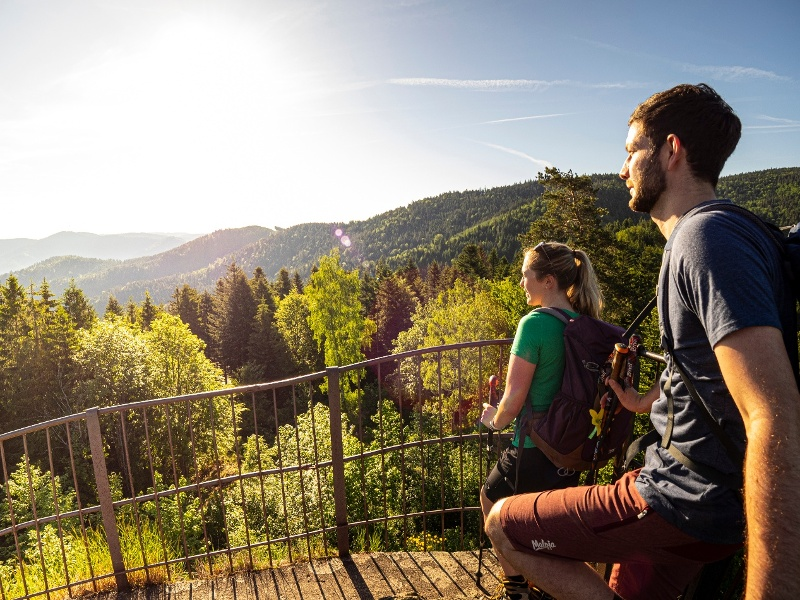 Felsen-Tour, Elzach-Oberprechtal