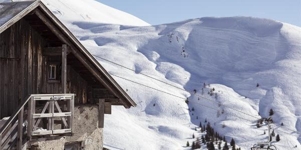 L'area sciistica ed escursionistica Merano2 000