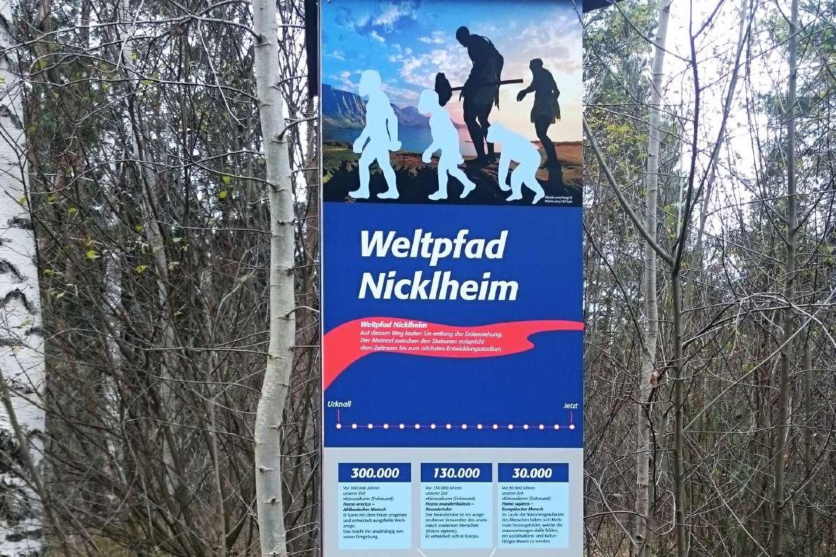 Weltpfad Nicklheim