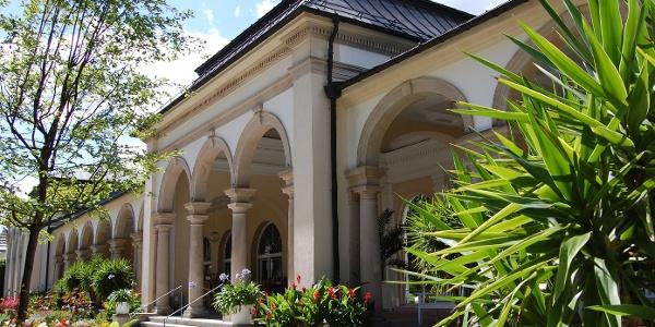 Säulenwandelhalle Bad Steben