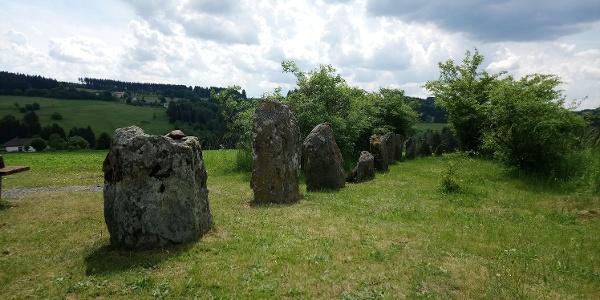 Die 12 Apostel bei Langenbach
