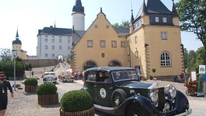 Schloß Purschenstein Neuhausen