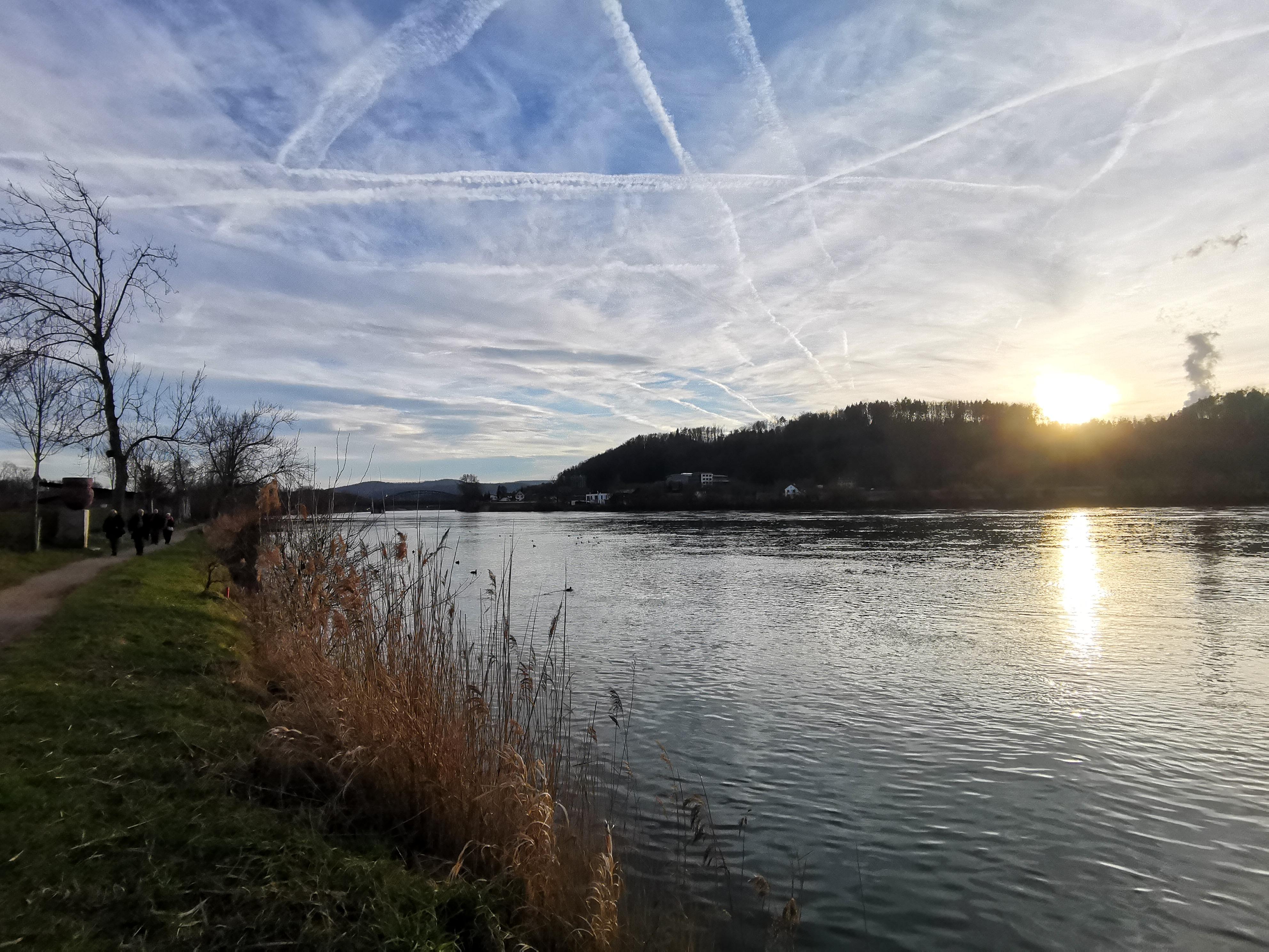 Am Rheinufer