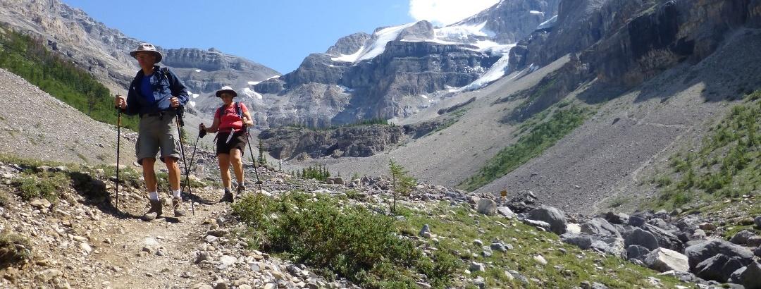 Wanderungen in Kanada