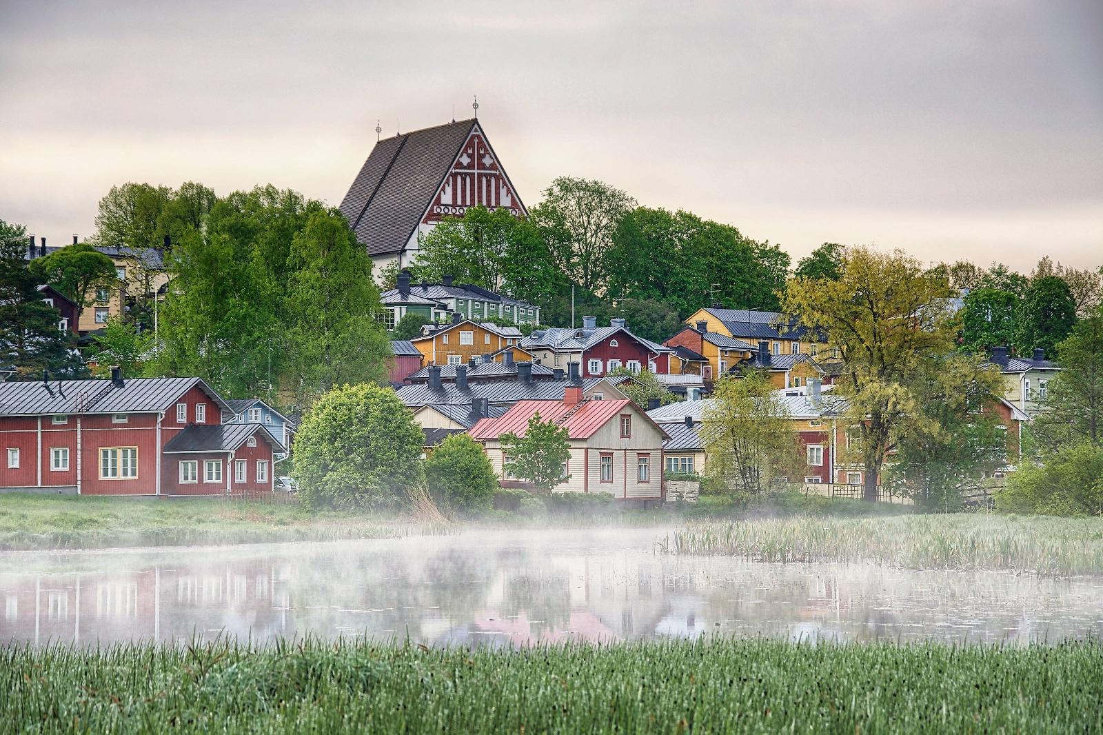 Altstadt von Porvoo