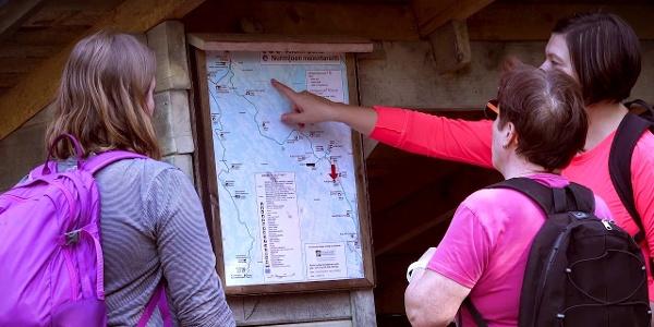 Sonkajärvi   Hiking trail