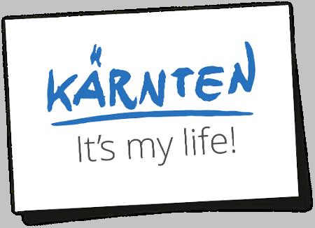 Logotip Kärnten Werbung