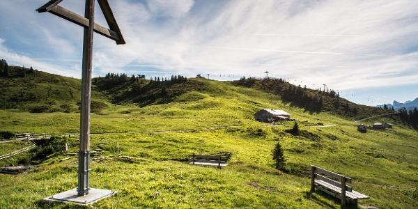 Stofel und Alpe Oberdamüls