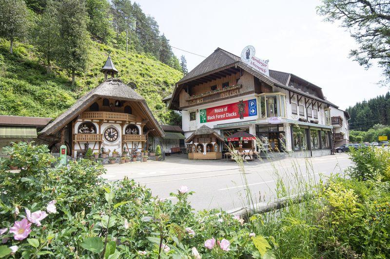 Hornberger Uhrenspiele in Hornberg-Niederwasser