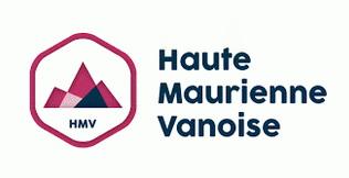 Логотип Haute Maurienne Vanoise Tourisme