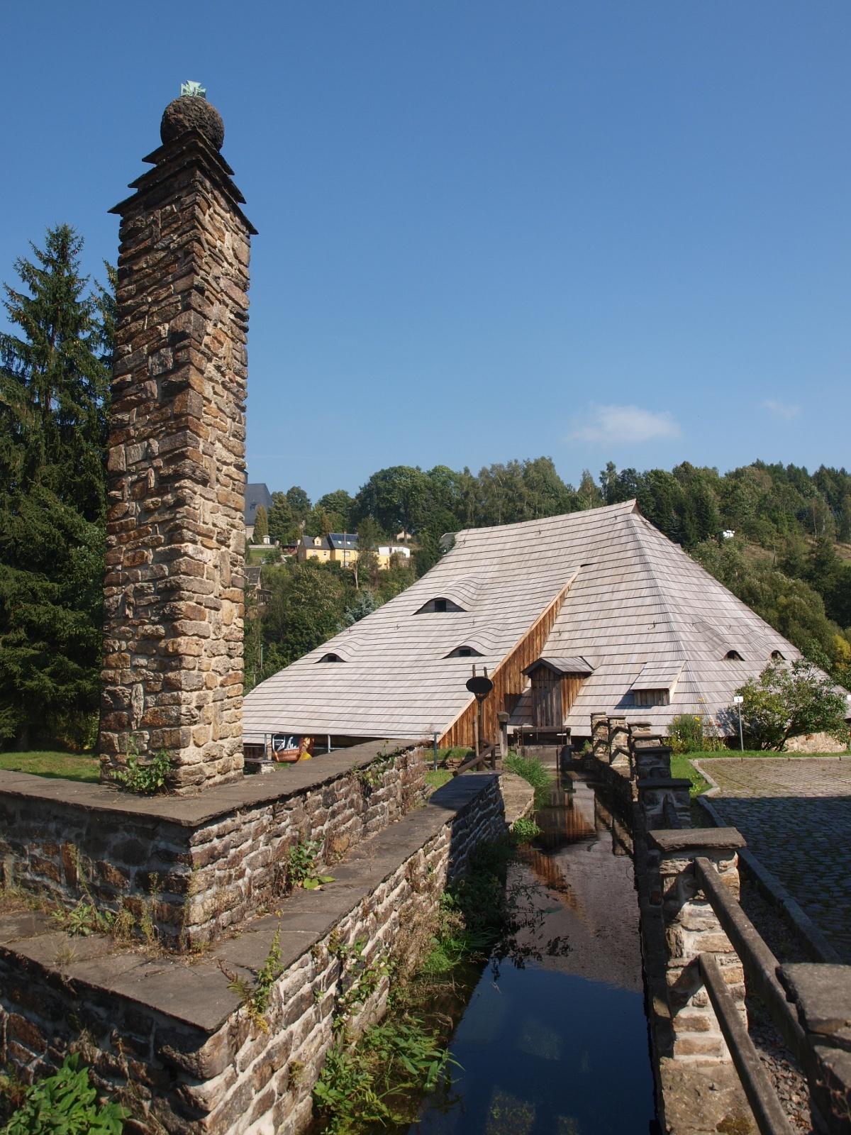 Kupferhammer im Saigerhüttengelände