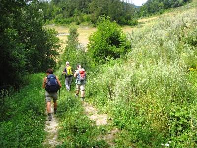 unterwegs nach Aosta