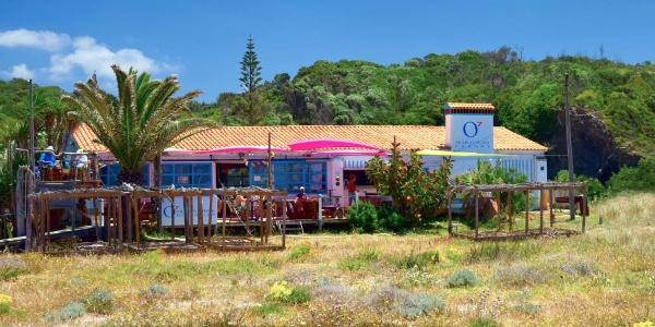O7 Beach Club Restaurant
