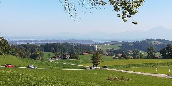 Obst- und Kulturweg Ratzinger Höhe