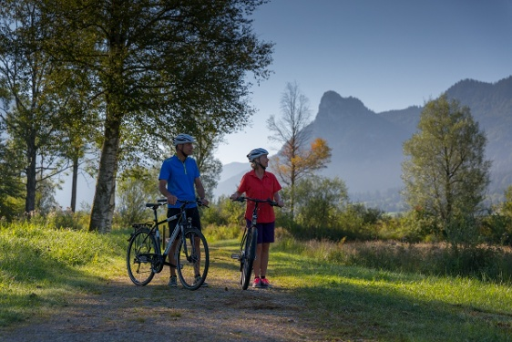 Long distance cycle trail – Ammer Amper cycle route