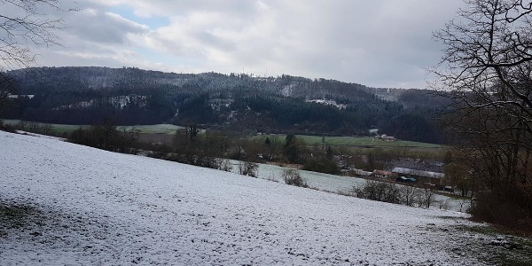 Blick auf Kirchlotheim