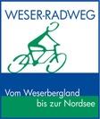 Logo Weser-Radweg Infozentrale