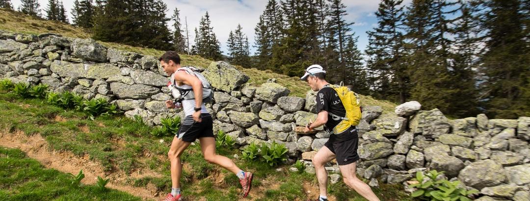 Trailrunning in der Bergwelt des Pizols