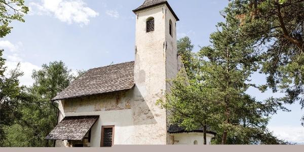 St. Jakob's Church in Grissian