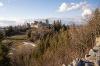Burgruine Hohenfreyberg von der Ruine Eisenberg gesehen - @ Autor: Julian Knacker - © Quelle: Pfronten Tourismus