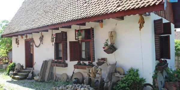 Árkosi Vasaló-ház