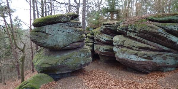Jägersteine