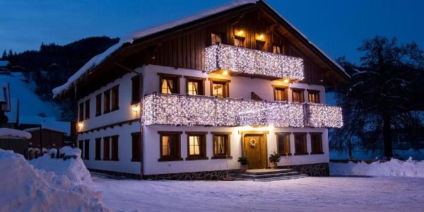 Amadehaus Winter