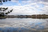 Der Weißensee - @ Autor: Julian Knacker - © Quelle: Pfronten Tourismus