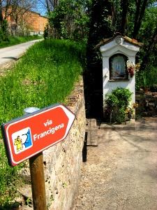 richtig unterwegs bei Fornovo di Taro