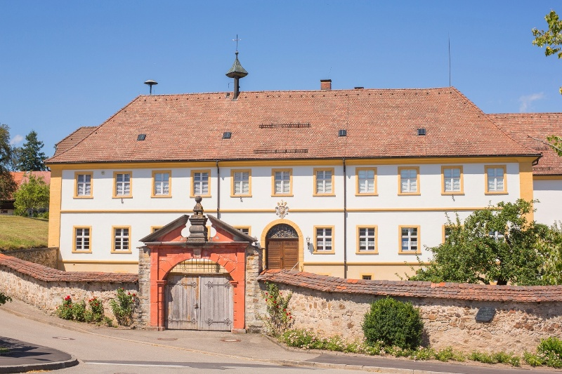 Kloster in Riedern am Wald