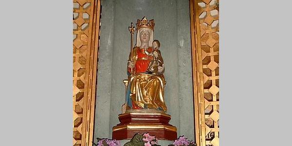 Marienfigur (Maria in der Wiese) in Germershausen