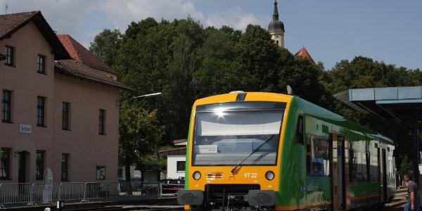 Bahnhof Viechtach
