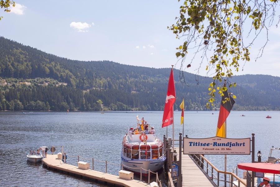 Barrierefreier Rundgang entlang der Gutach zum See