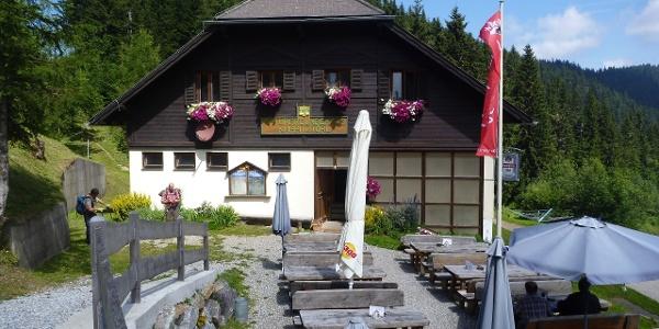 Naturfreundehaus Klippitztörl