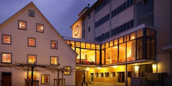 Brauereiwirtschaft der Hirsch-Brauerei Hohner in Wurmlingen
