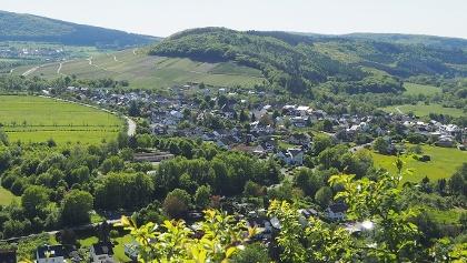 Ausblick auf Maring-Noviand